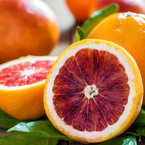 3 Yaş Aşılı Kan Portakalı Fidanı