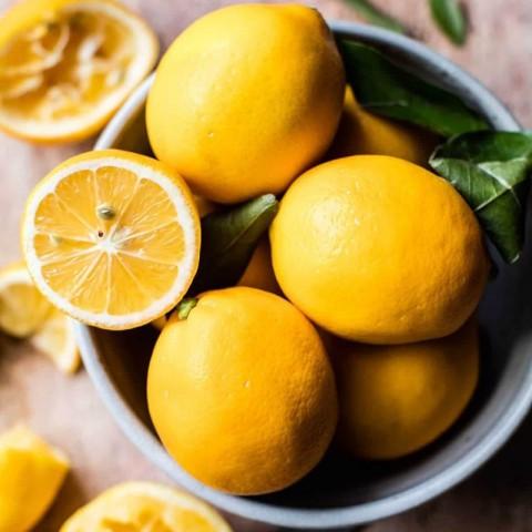 5 Yaş Aşılı 7 Veren(Yediveren) Mayer Limon Fidanı *Üzeri Çiçekli*