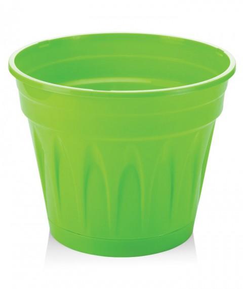 Revak Saksı 11 LT - Fıstık Yeşili Renk