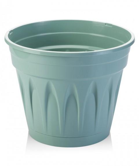 Revak Saksı 11 LT - Su Yeşili Renk