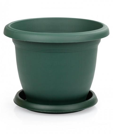 Villa Saksı 22 LT - Yeşil Renk